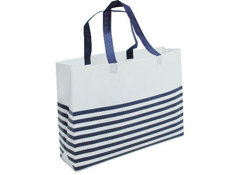 Laminated PP woven Machine-made Bags