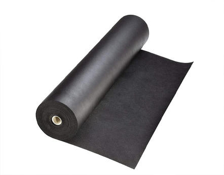 Flame-retardant nonwoven fabric